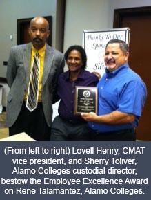 CMAT Employee Excellence Award