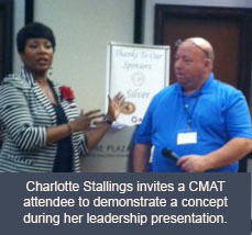 Charlotte Stallings presents