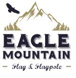 Eagle Mountain Flag and Flagpole